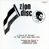 Sons Of Negus Churchical Host - A Psalm Of Praises To The Most High 1967-1972 (Zion Disc / Dub Store) LP